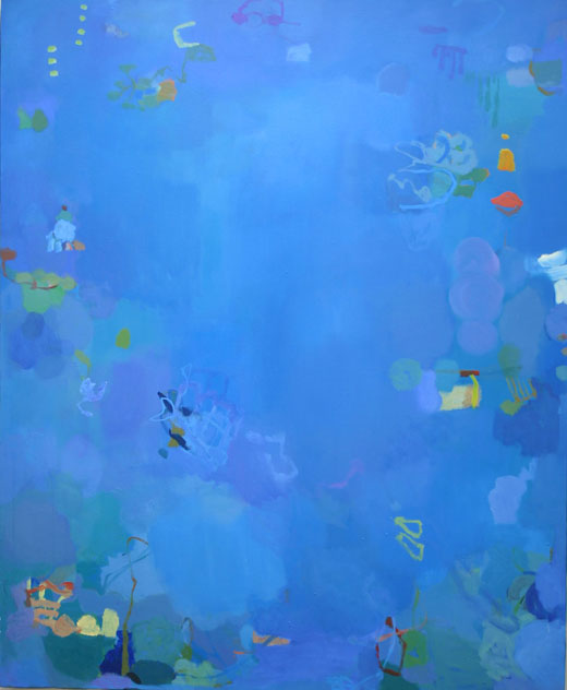 """WIDE BLUE YONDER"" 2005 