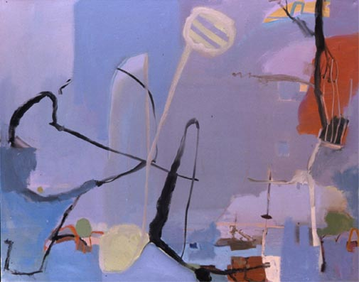 """TANGLED UP IN BLUE"" 2002 
