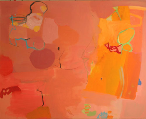 2005 | oil on canvas | 48 X 60"