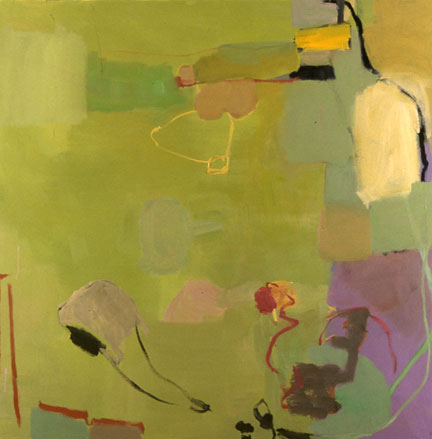 """STREW THY GREEN WITH FLOWERS"" 2003 
