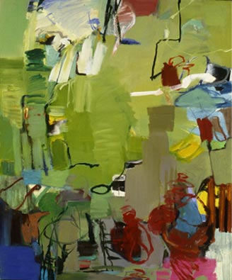 """CAME GREEN APRIL"" 2001 