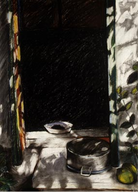 """KITCHEN WINDOW"" 1999 