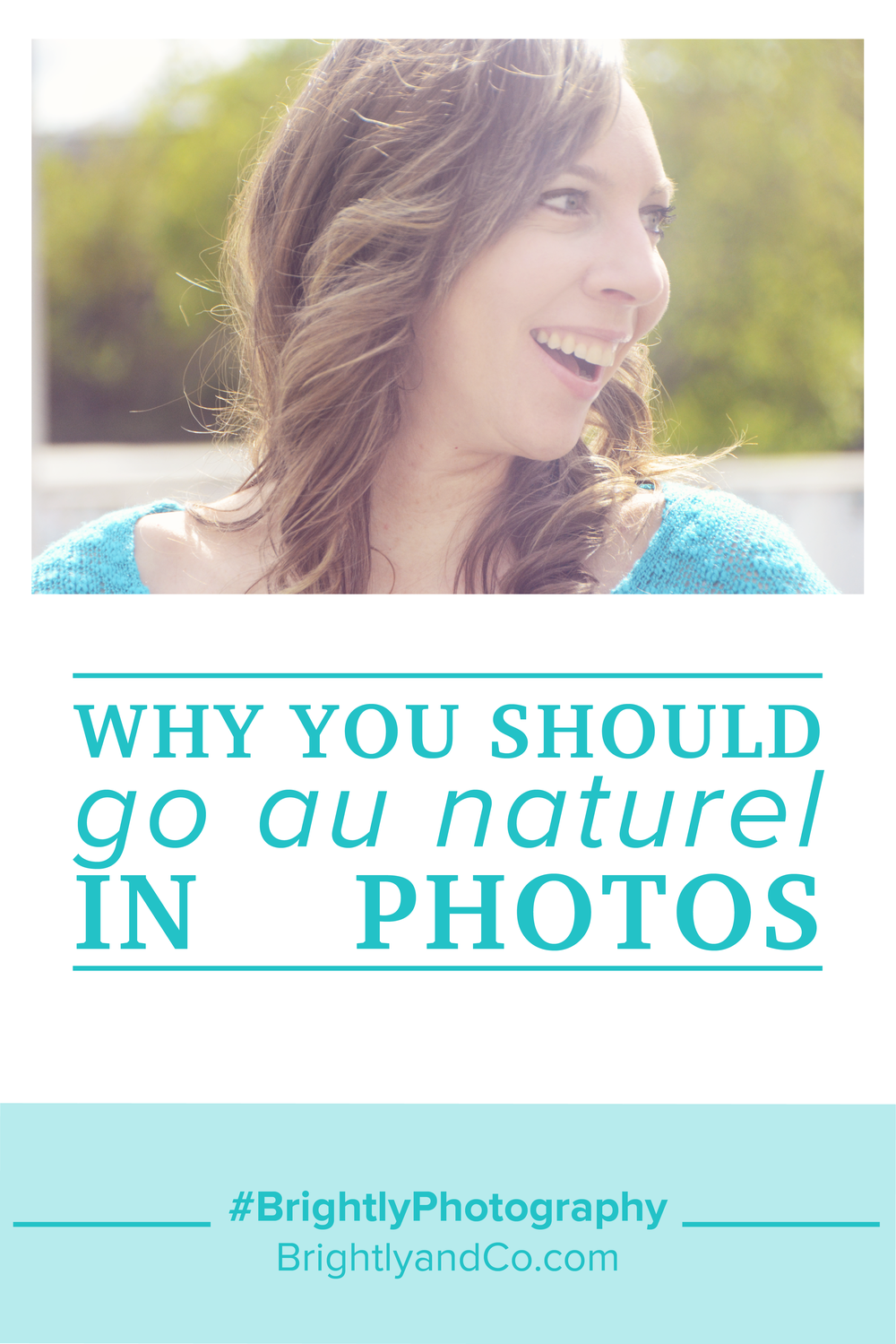Why You Should Use a Natural Light Photographer - Brightly & Co