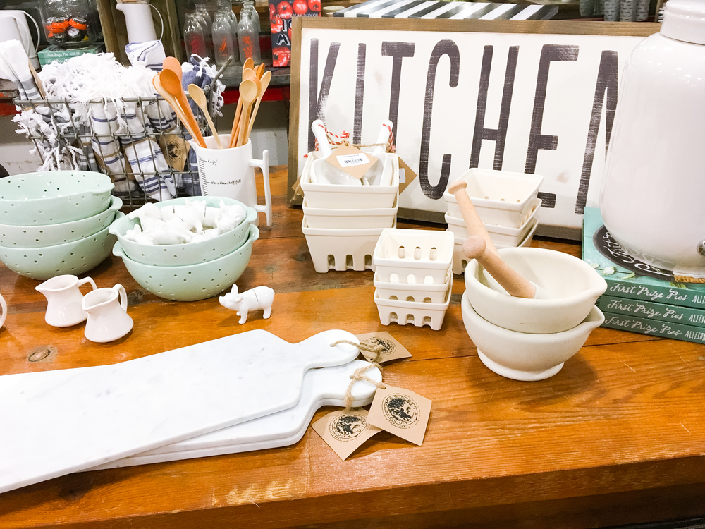 Magnolia Market Kitchen - Fixer Upper on HGTV - Brightly & Co