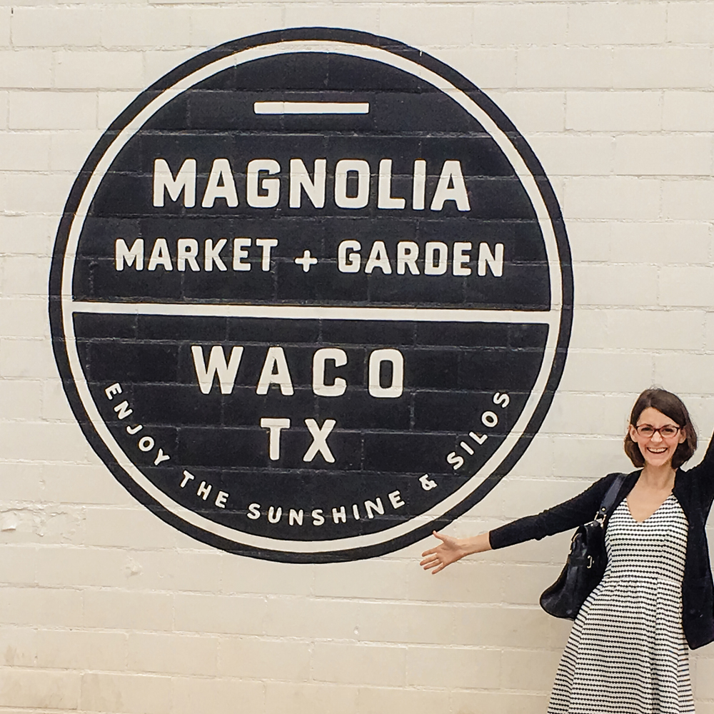 Magnolia Market Emblem - Fixer Upper on HGTV - Brightly & Co
