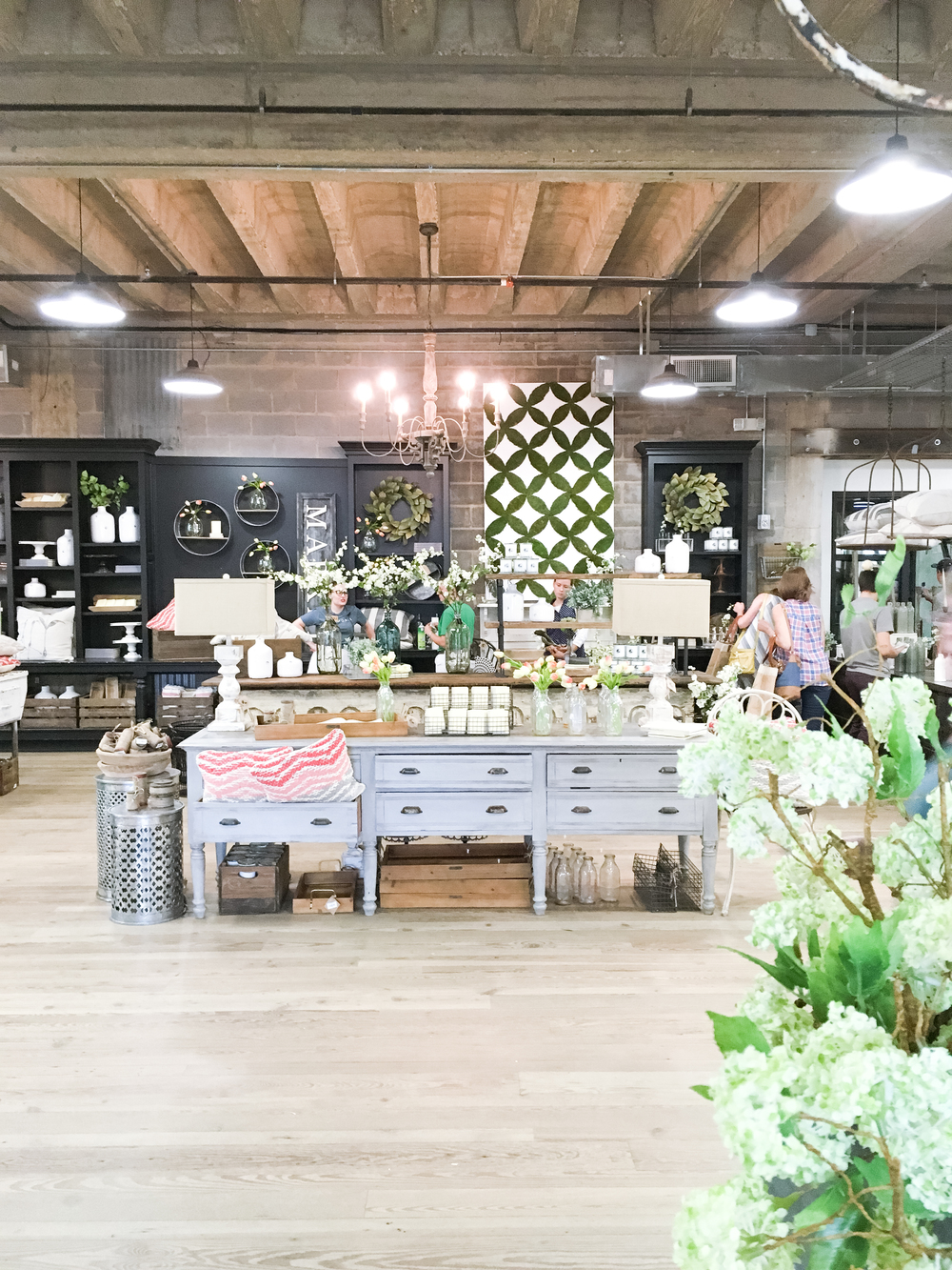 Magnolia Market Store Inside - Fixer Upper on HGTV - Brightly & Co