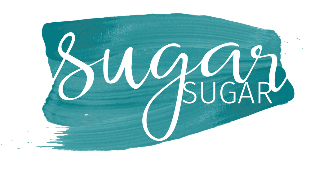 Sugar Sugar Portland Main Logo by Brightly & Co.