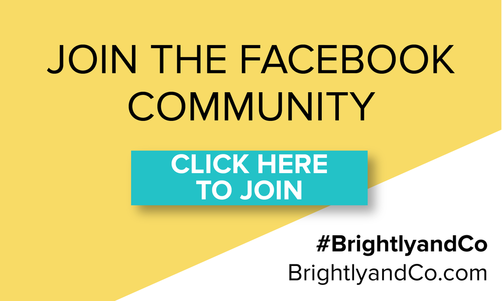 Join the Facebook Community - Brightly Business Bunch - by Brightly & Co.