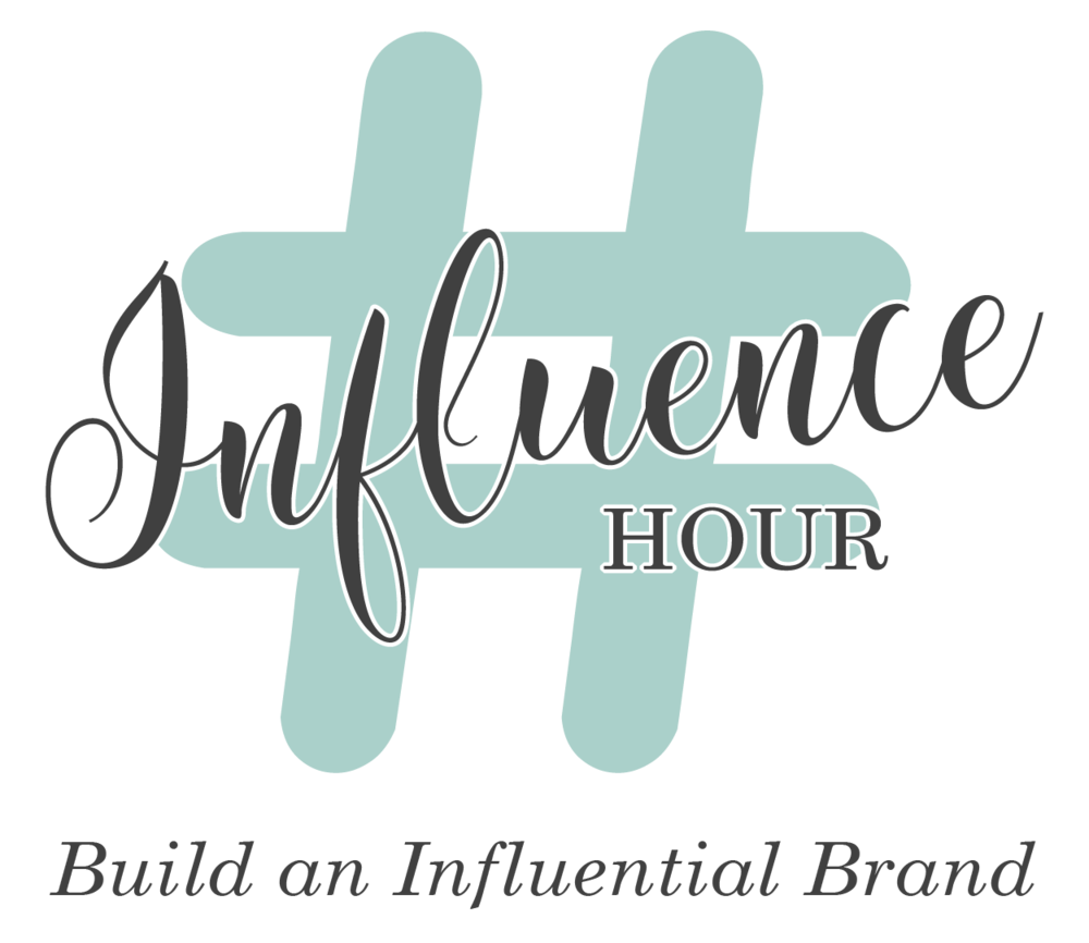 #InfluenceHour with Sweet Tea, LLC and Brightly & Co. - Twitter Chat every other Wednesday