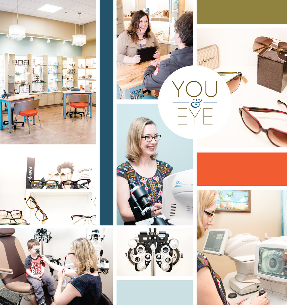 Branding Photography by Brightly & Co. for You & Eye optometrist