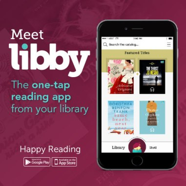 Libby connects to your local library, so you can check out ebooks and audiobooks for FREE! This is how I listen and read all of my books. If I absolutely LOVE a book, I usually end up buying it as well.