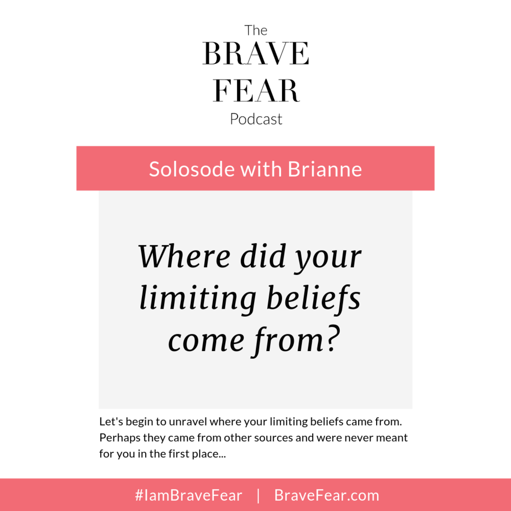 The Brave Fear Podcast with Brianne Wik