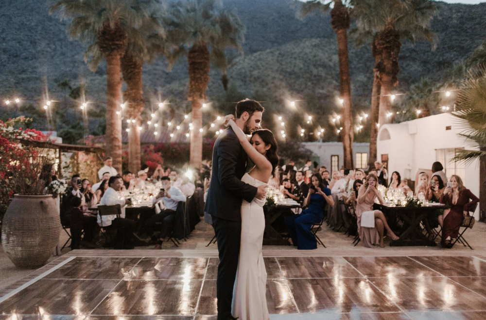Palm Springs California Wedding Planner