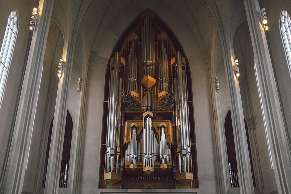 Hallgrímskirkja pipe organ
