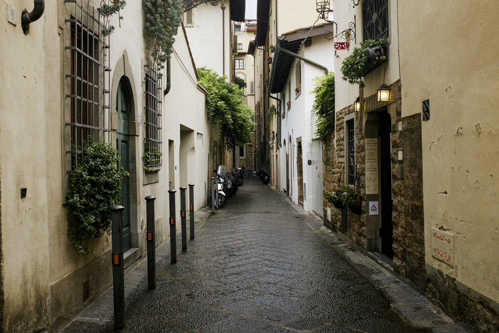 Wandering Florence