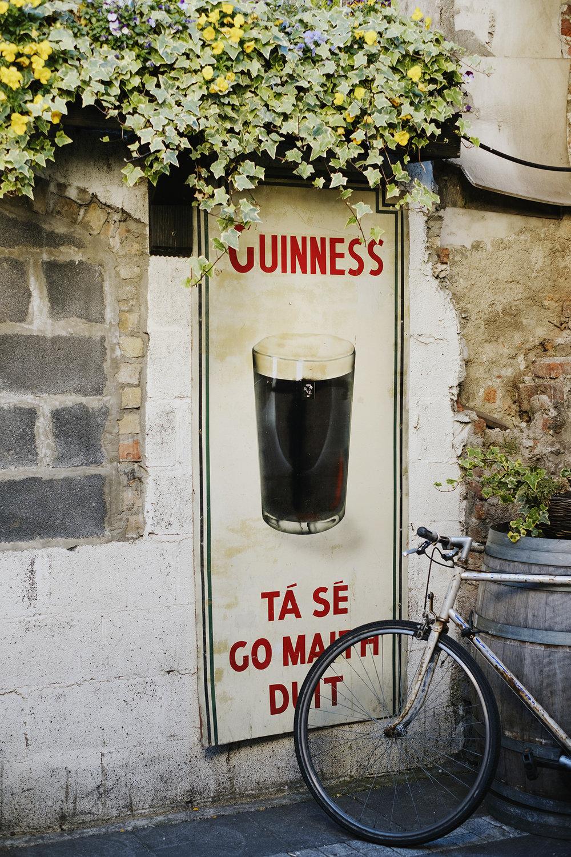 Dublin signage