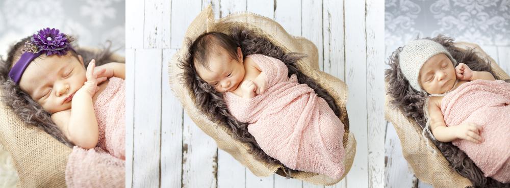 Vintage Newborn Photos