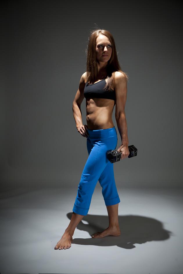 Fitness Model Lethbridge