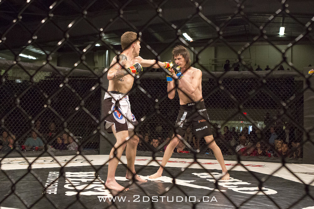 Lethbridge Fighting Events