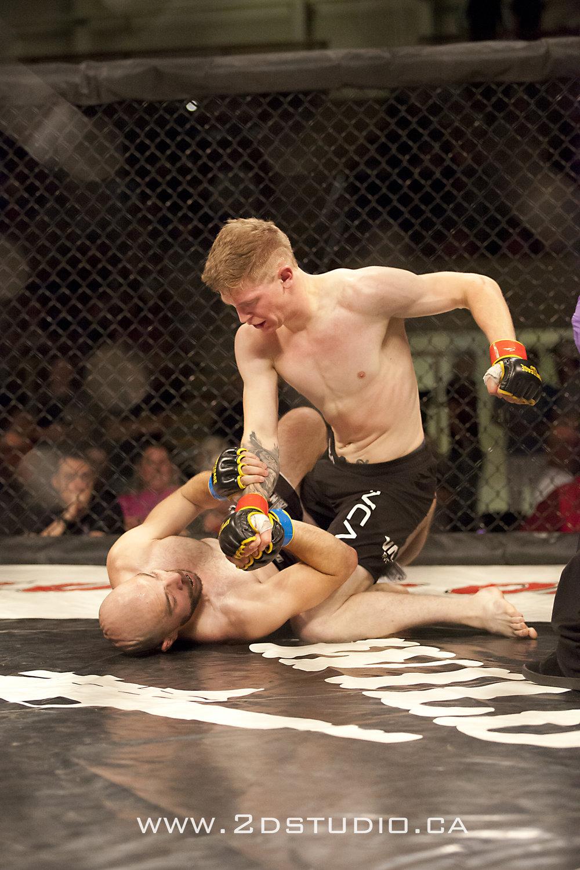 PFA MMA Lethbridge