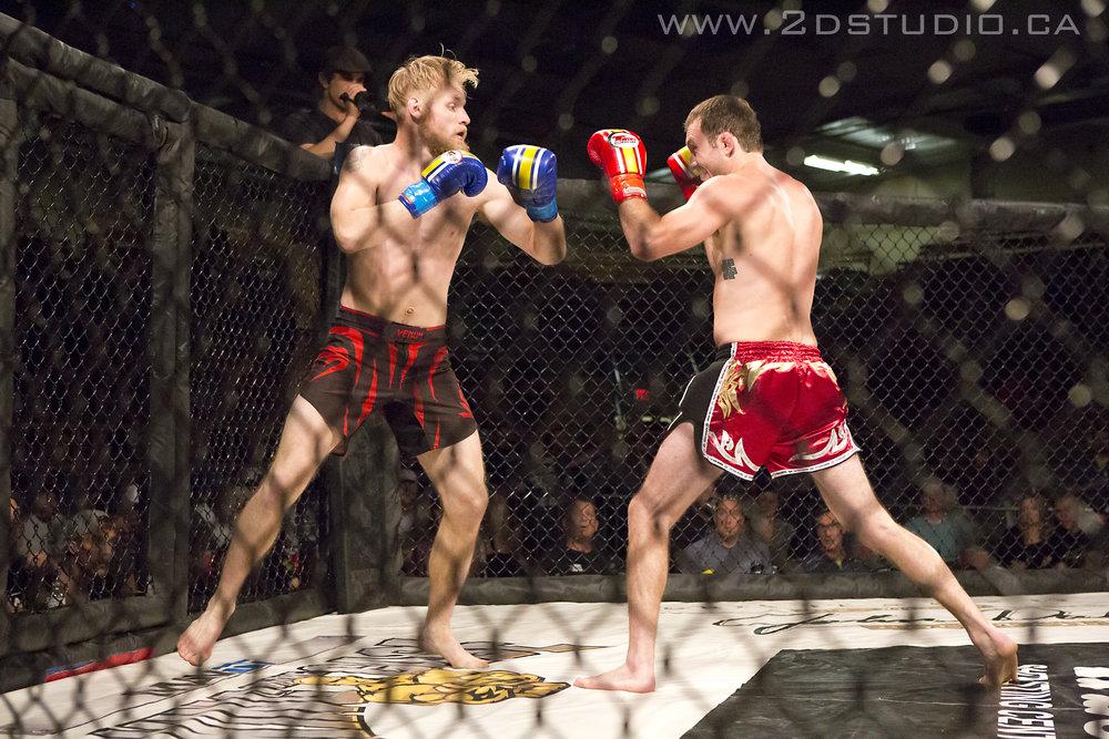 Lethbridge Muay Thai Boxing