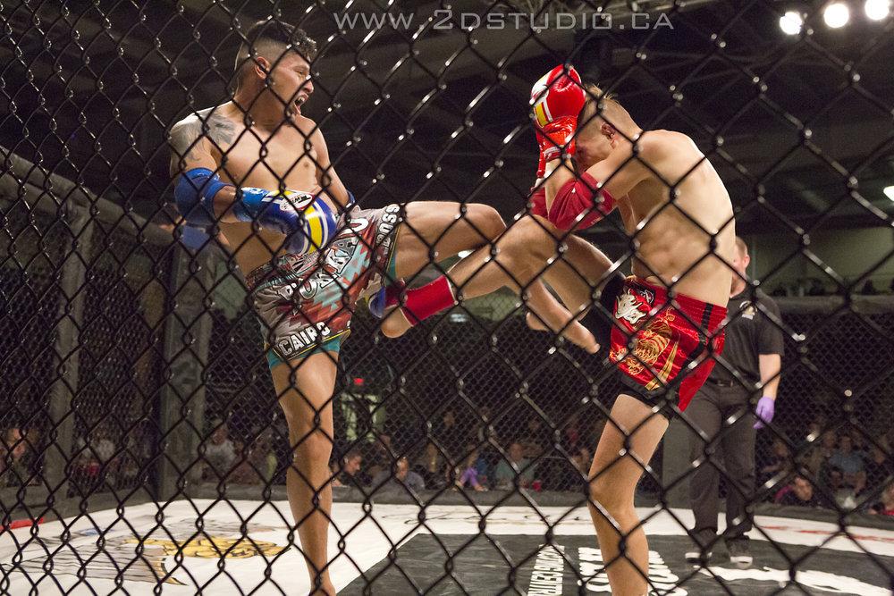 Muay Thai Lethbridge Gym