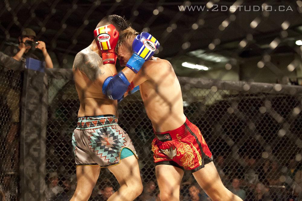 Lethbridge MMA Sports Photographer