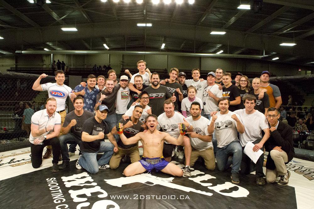Progressive Fighting Academy Lethbridge