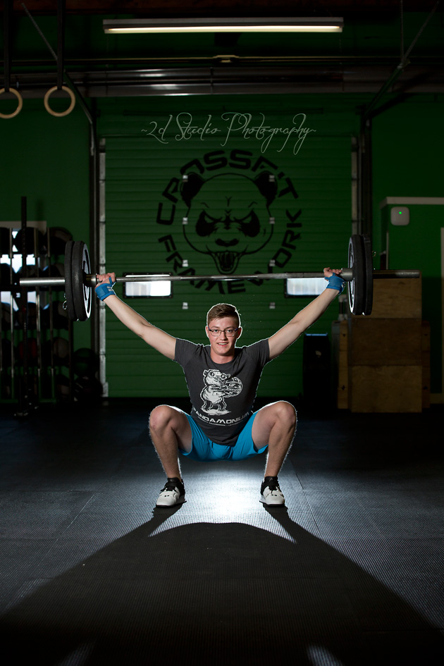 Crossfit Grad Fitness Photographer