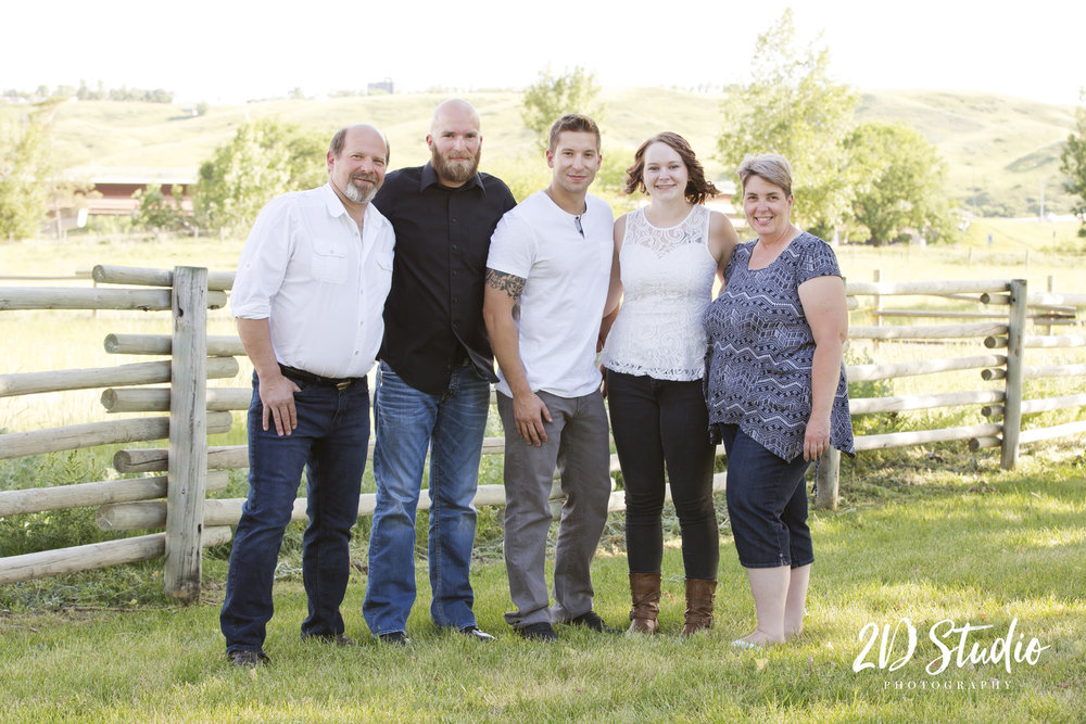 Lethbridge Family Photographer