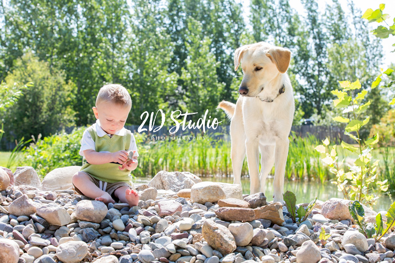Pet Child Photography
