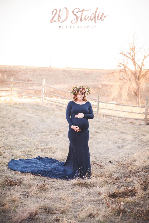 Pregnancy Photography Lethbridge