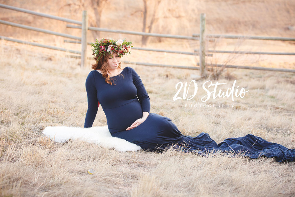 Maternity Photos Lethbridge