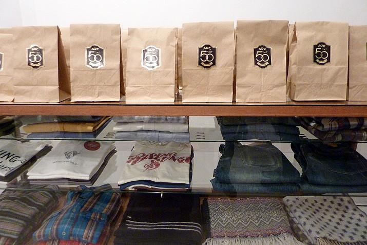 AOC Show Paper Bags