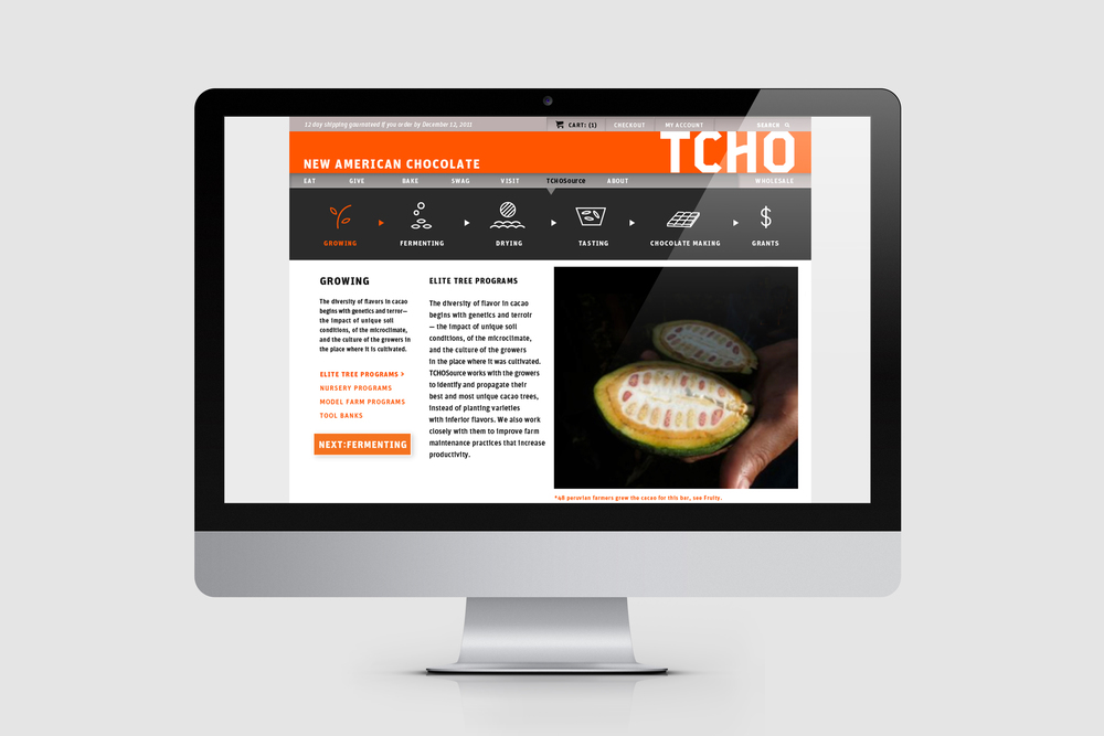 TCHOSource Website