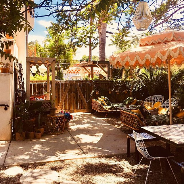 Change is good!! We are switching it up at Tipple.  Opening hours will now be 2-8pm through October.  The really good news; we will now be open Wednesdays!  5 days to Tipple.  We will be offering empanadas & beverages wed & thurs & collaborating on a weekend menu with @friendoffarmers fri-sun.  #ojai #patio #winebar