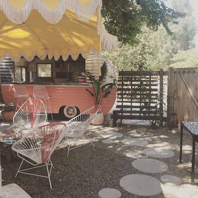 We are now open Wednesdays!  Join us tomorrow for wine, beer, & empanadas!  2-8pm #ojai #patio #winebar