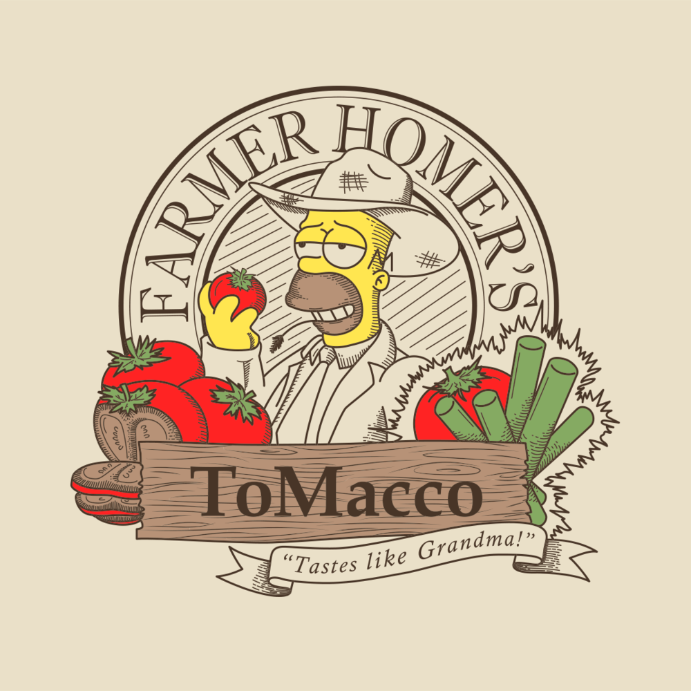 Farmer Homer's ToMacco (CLICK TO SHOP)