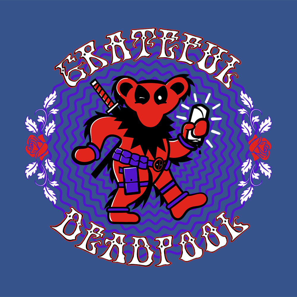 The Grateful Deadpool (CLICK TO SHOP)