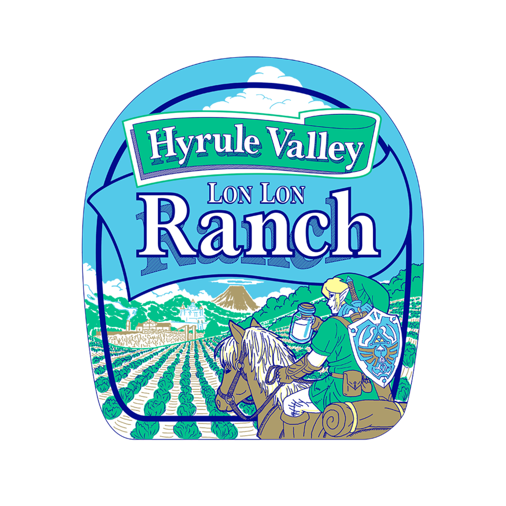 Hyrule Valley Ranch (CLICK TO SHOP)
