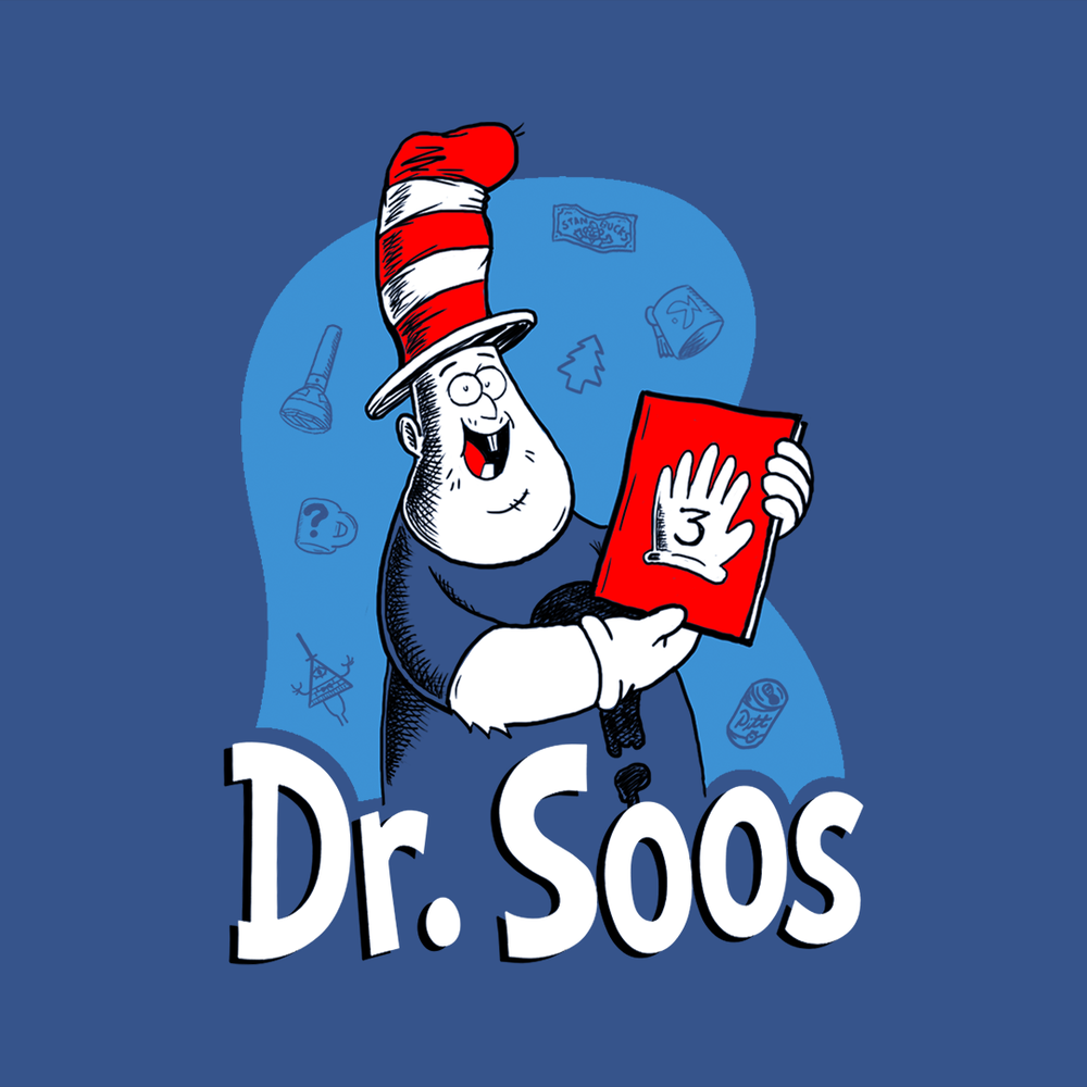 Dr. Soos (CLICK TO SHOP)