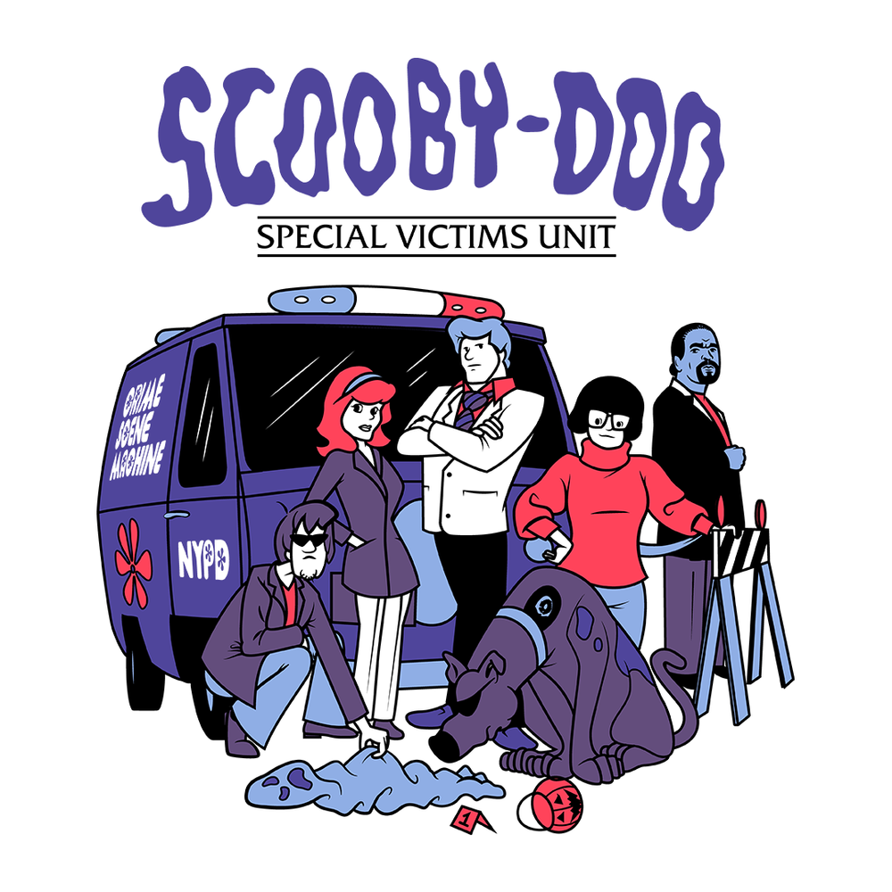 Scooby Doo: SVU (CLICK TO SHOP)