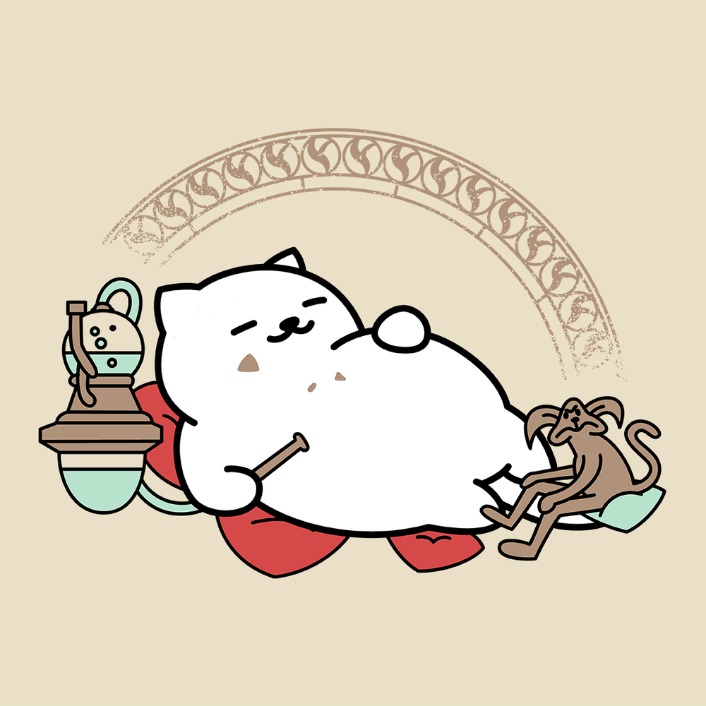 Tubbs the Hutt (CLICK TO SHOP)