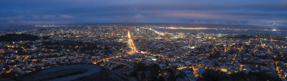 Twin Peaks | San Francisco, CA
