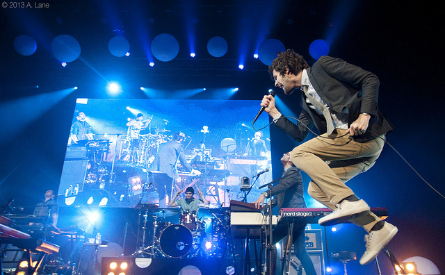 Michael Angelakos | Passion Pit (March 2013)