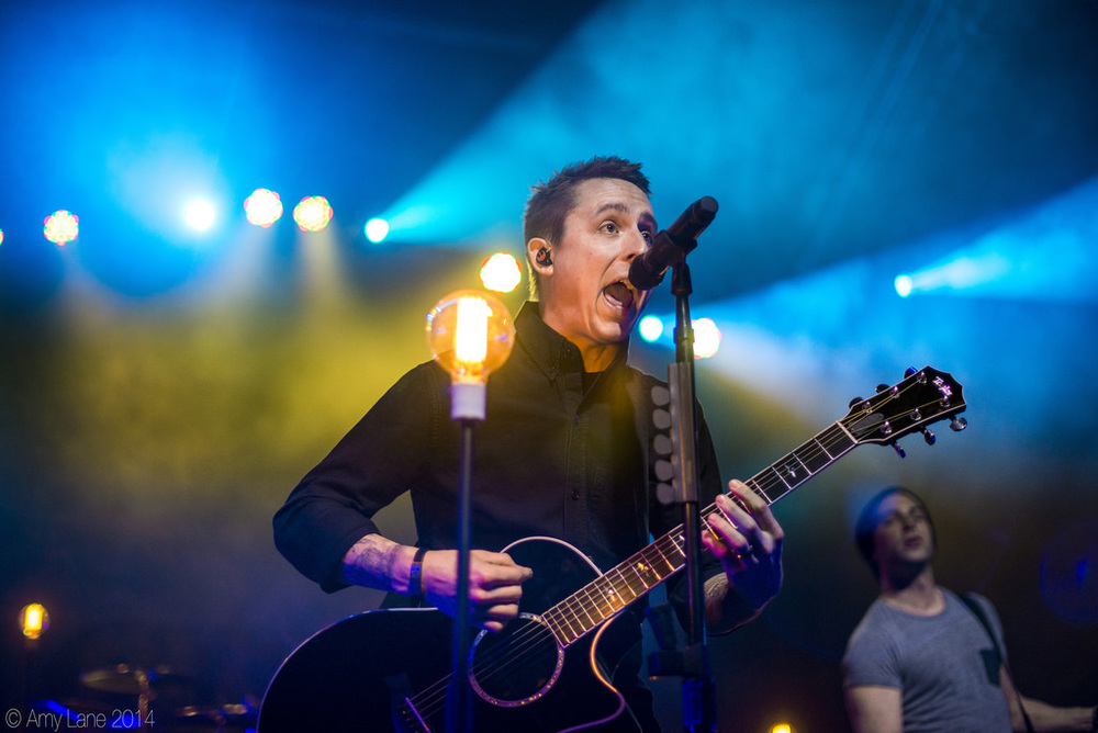 Ryan Key of Yellowcard | 01.17.14