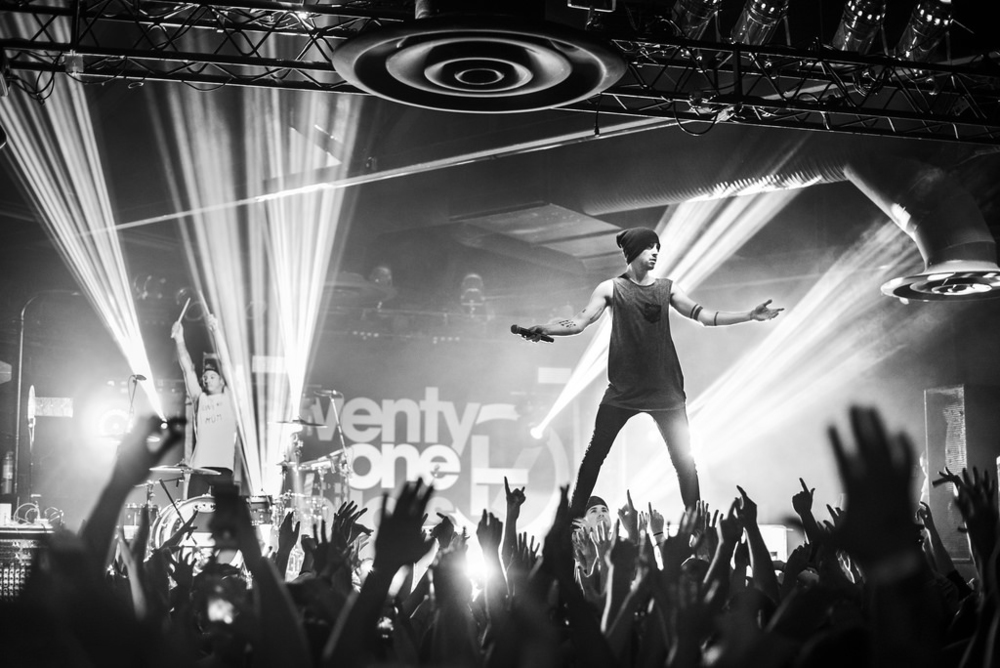 Twenty One Pilots | Ace of Spades | May 2014