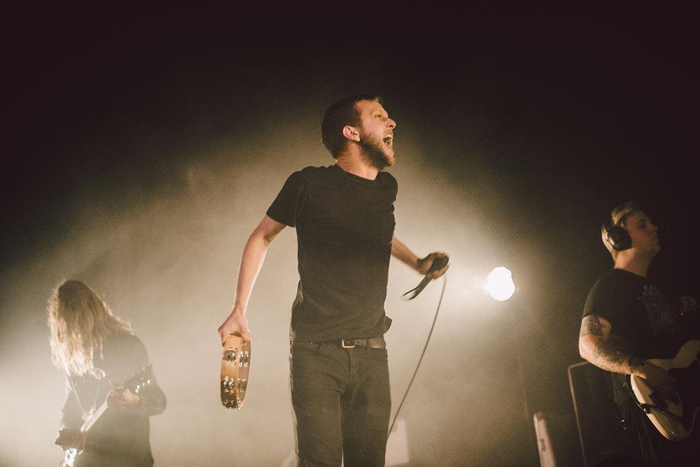 October 2016   • La Dispute   • Gas Monkey Live • Dallas, TX