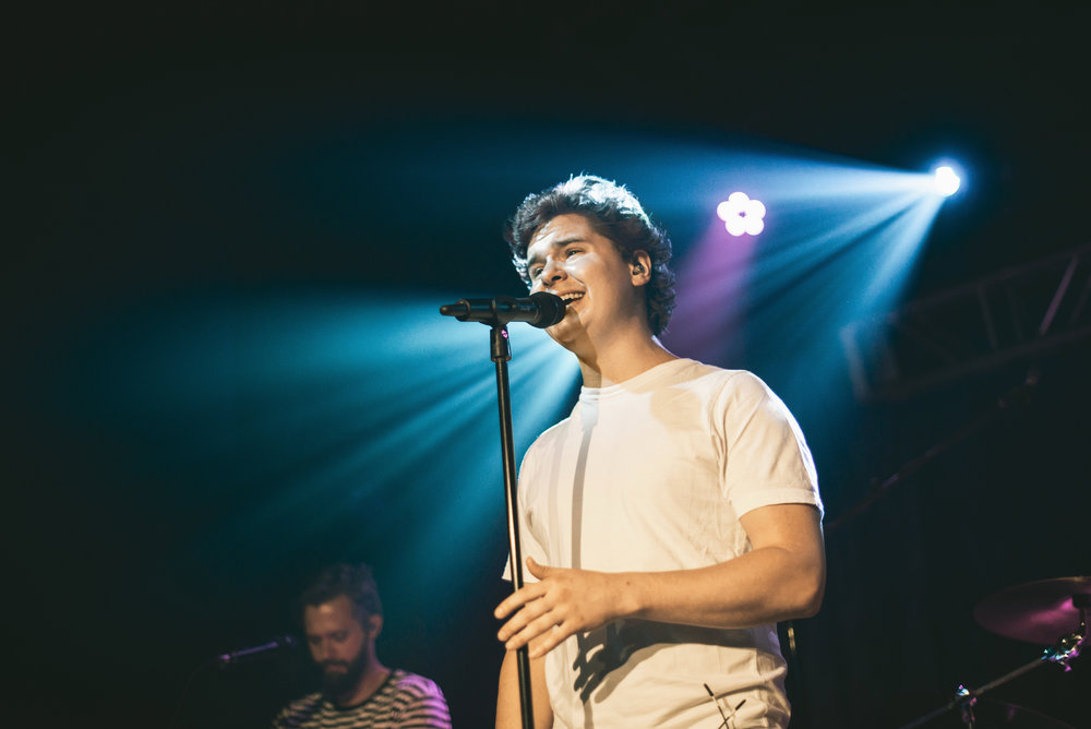 May 2016 • Lukas Graham • The Cambridge Room at House of Blues • Dallas, TX