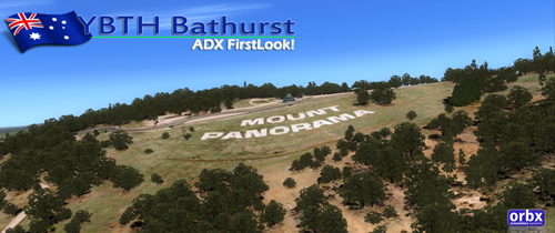 Orbx Bathurst | By E.K. Hoffen